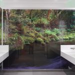 NZ Printed Glass Wall
